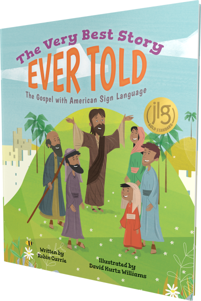 the very best story ever told the gospel with american sign