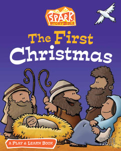 The First Christmas: A Play and Learn Book