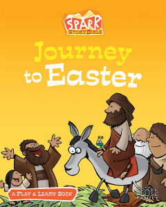 Journey to Easter: A Play and Learn book