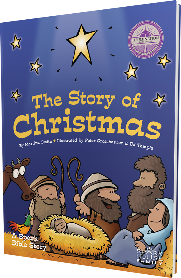 The Story of Christmas: A Spark Bible Story