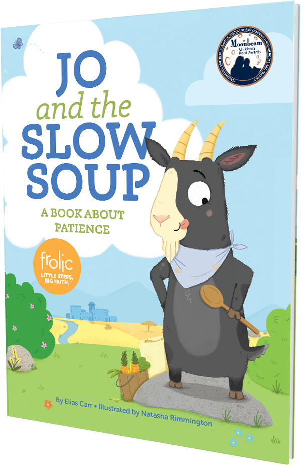 Jo and the Slow Soup: A Book about Patience