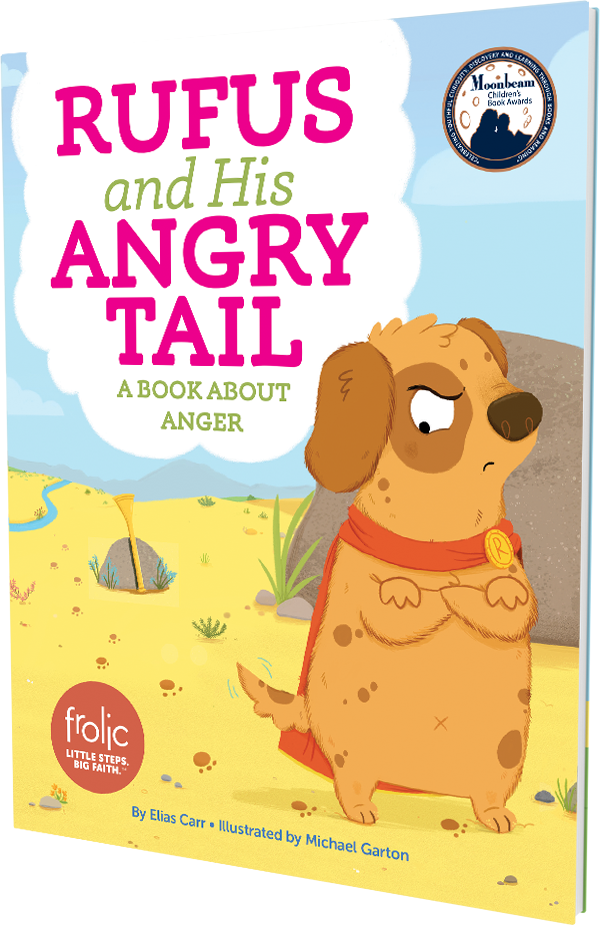 Rufus and His Angry Tail: A Book about Anger