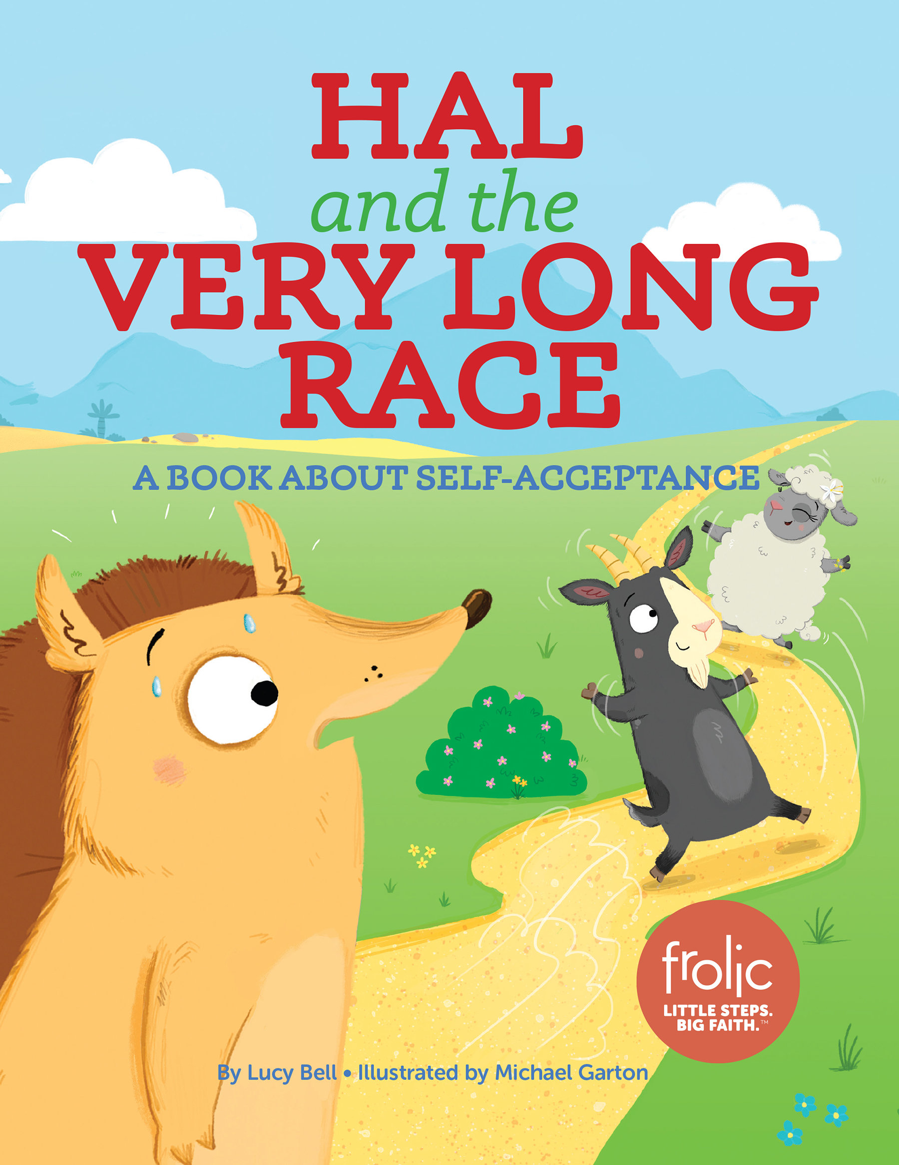 Hal and the Very Long Race: A Book about Self-Acceptance