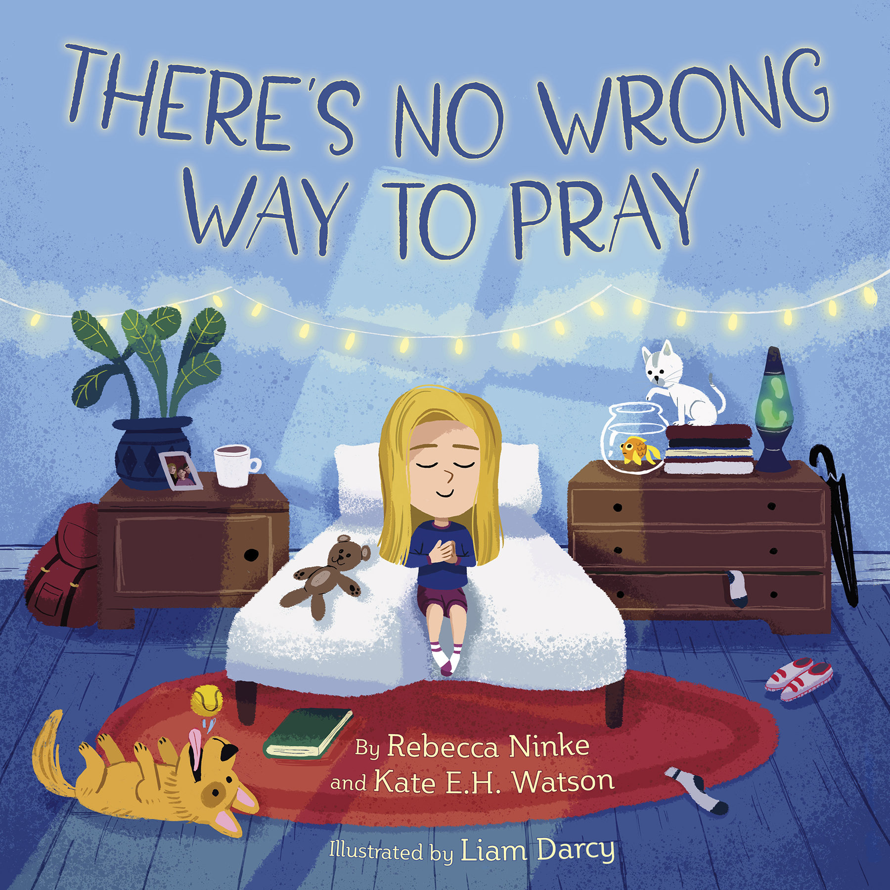 There's No Wrong Way to Pray