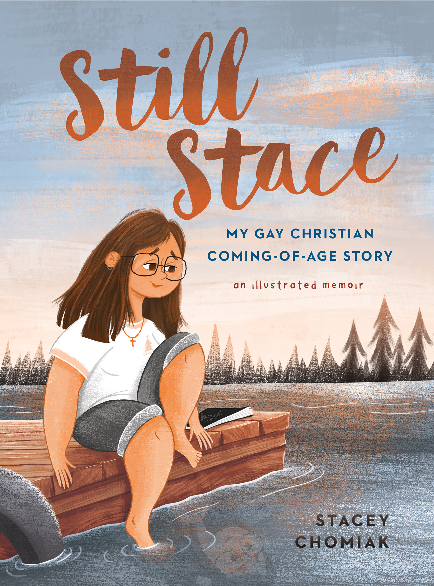 Still Stace: My Gay Christian Coming-of-Age Story | An Illustrated Memoir