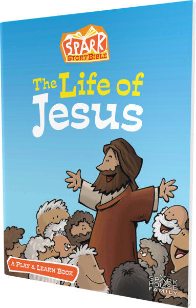 The Life of Jesus: A Play and Learn Book