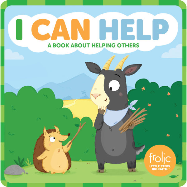 I Can Help: A Book about Helping Others