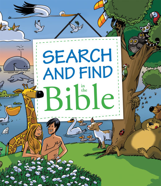 Search and Find in the Bible