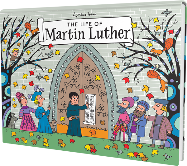 The Life of Martin Luther: A Pop-Up Book