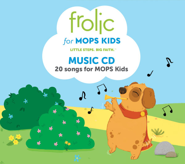 MOPS Kids Frolic Song CD