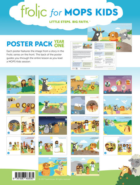 MOPS Kids Frolic Poster Pack Year 1