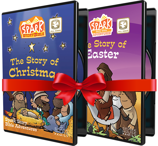 Spark Story Bible Adventures Bundle