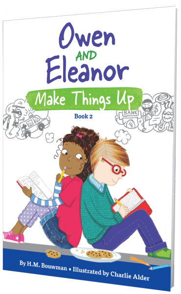 Owen and Eleanor Make Things Up (Paperback)