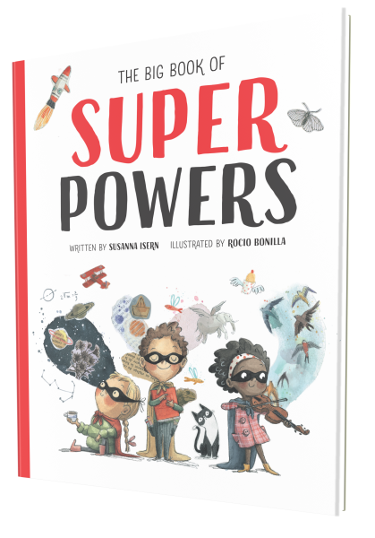 The Big Book of Superpowers