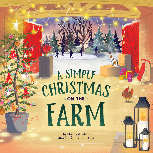 A Simple Christmas on the Farm